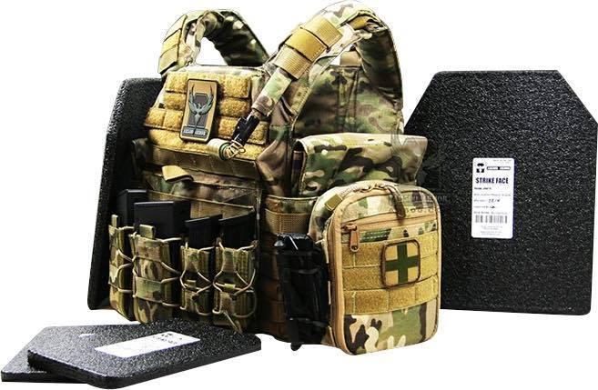 Equipement militaire LINE-X