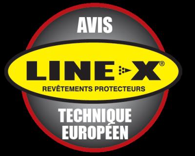 LINE-X Avis technique européen